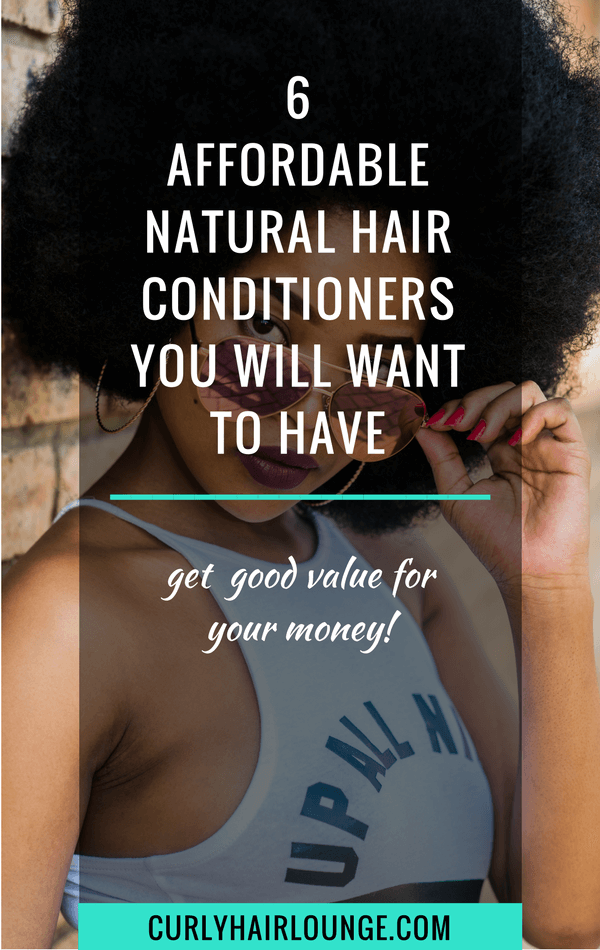 6 affordable conditioners you will want to have