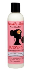 Camille Rose Naturals Jansyn's Moisture Max Conditioner
