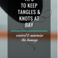 9 Tips To Keep Tangles And Knots At Bay On Curly Hair