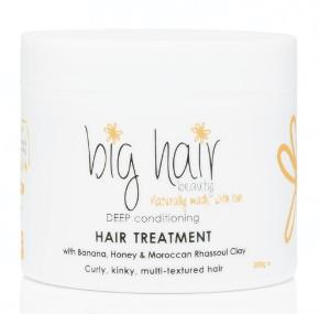 Big Hair Deep Conditioning Hair Treatment