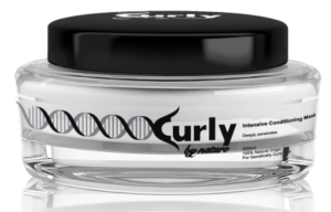 Curly By Nature Intensive Conditioning Mask