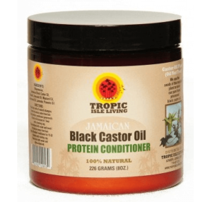 Tropic Isle Living Black Castor Oil Protein Conditioner
