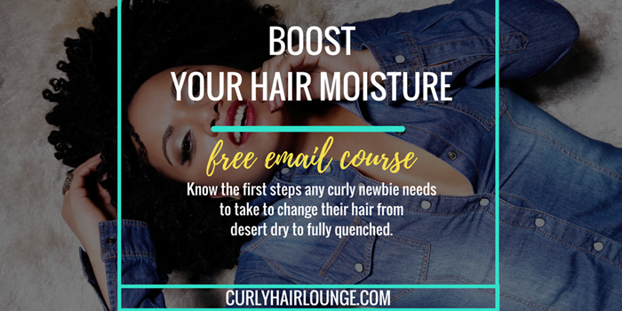 Boost Your Hair Moisture eCourse