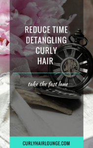 Time Detangling Curly Hair