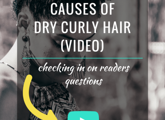 Possible Causes Of Dry Curly Hair