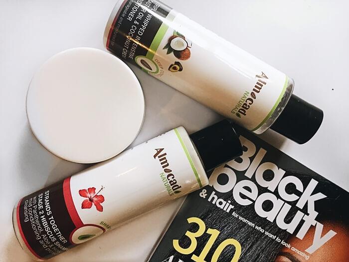 Almocado Hair Products