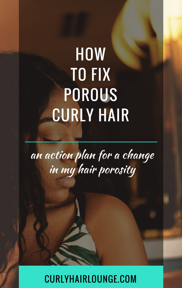 How To Fix Porous Curly Hair