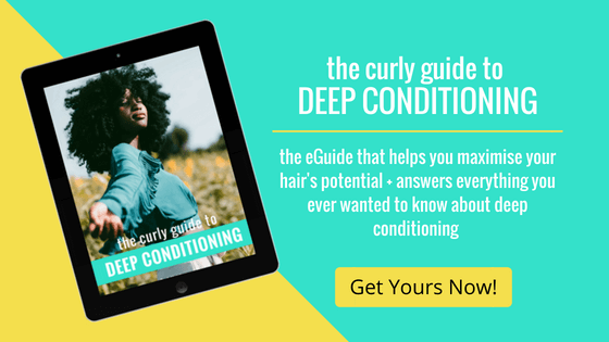 The Curly Guide To Deep Conditioning