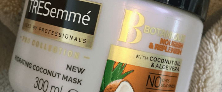 Tresemé Hydrating Coconut Mask