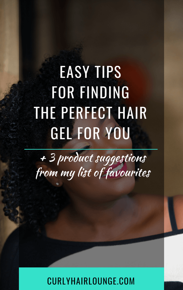 Easy Tips For Finding The Perfect Hair Gel For You