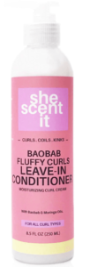 SheScentIt Baobab Leave in conditioner