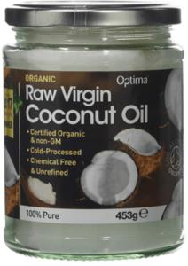 Coconut Oil pre-poo